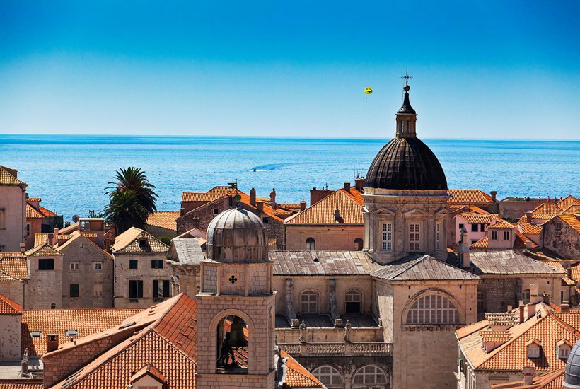 History and beauty merge at Dubrovnik Harbour in Croatia