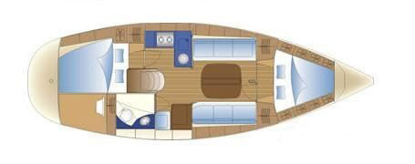 Floor plan Bavaria 32